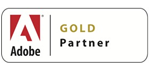 Adobe Gold Partner