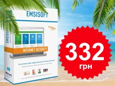 Emsisoft Internet Security за 332 грн