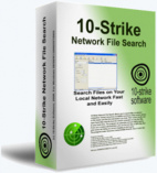 10-Strike Network File Search Pro