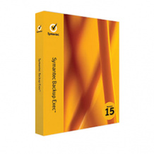 Symantec Backup Exec for Virtualization