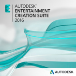 Autodesk Entertainment Creation Suite