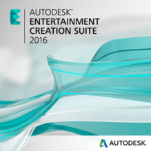 Autodesk Entertainment Creation Suite 2017