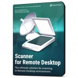 Scanner for Remote Desktop