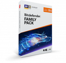 Bitdefender Family Pack 2020